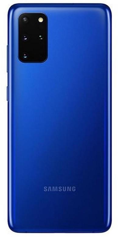سامسونج جالاكسي إس 20 بلس, 128 حيجابايت, أزرق