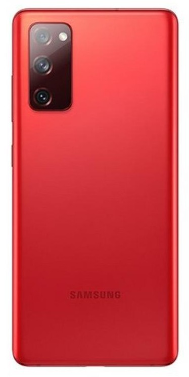 سامسونج جالاكسي إس 20 إف إي, 128 حيجابايت, أحمر