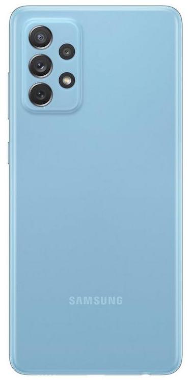 سامسونج جالاكسي أي 72, 128 حيجابايت, أزرق سماوي