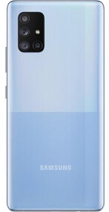سامسونج جالاكسي أي 71, الجيل الخامس, 128 حيجابايت, أزرق