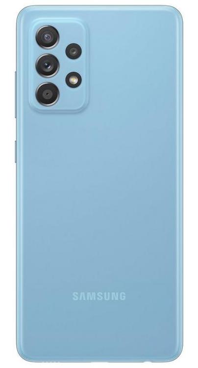 سامسونج جالاكسي أي 52 الجيل الخامس, 128 حيجابايت, أزرق